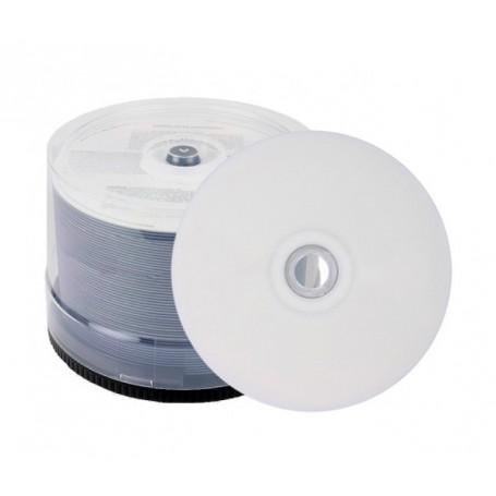 DVD+R Dual Layer 8.5GB Inkjet White, 50 pcs.